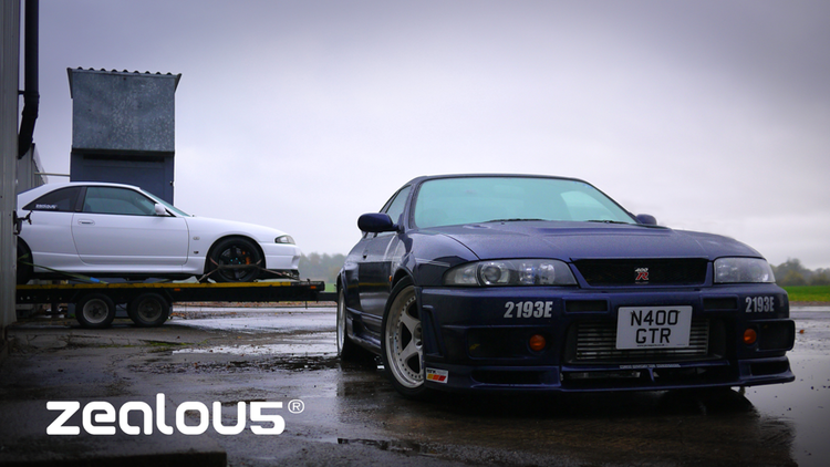 """Sully"", R33 GTR Nismo 400R restoration."