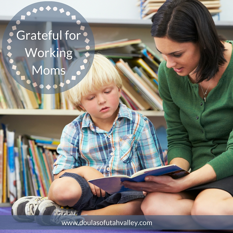working mom teacher utah doula