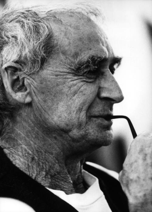 Paolo Soleri © Cosanti Foundation