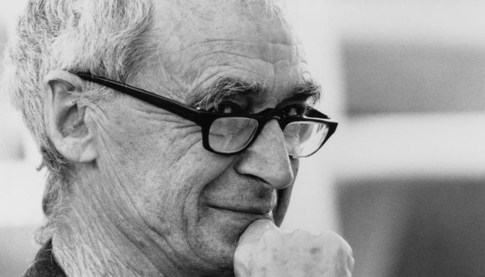 Paolo Soleri ©Cosanti Foundation
