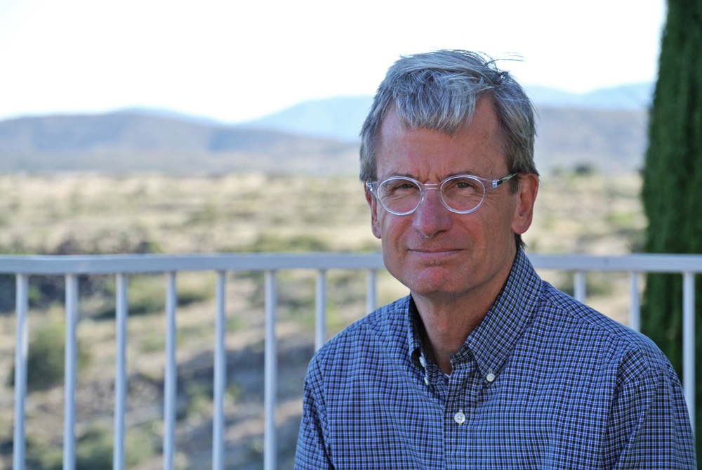 Arcosanti co-president Jeff Stein © Shannon Moore