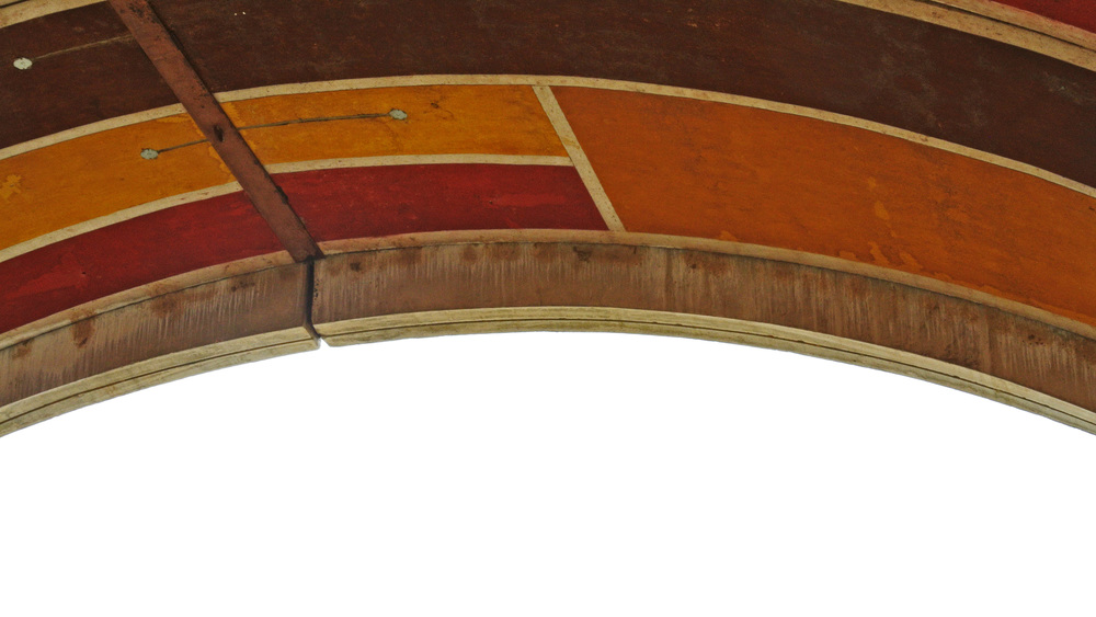Arcosanti vault  © Shannon Moore