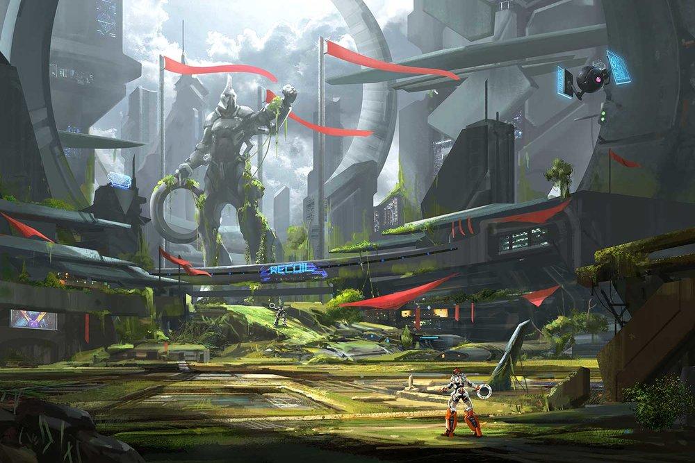 Ripcoil CAH与Sanzaru并肩打造其麾下的Oculus Touch的游戏外观