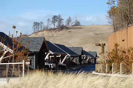 Cottages at Cape Kiwanda