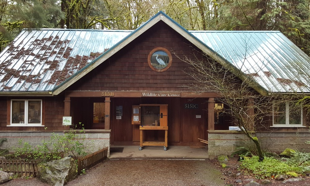 Audubon Society of Portland, Wildlife Care Center