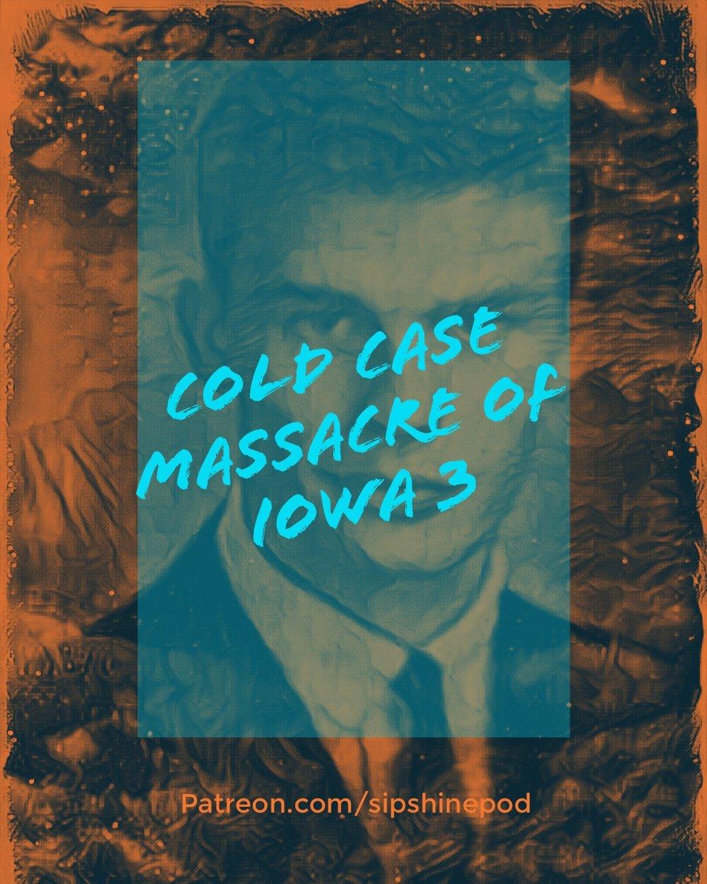Iowa Cold Case Iowa 3