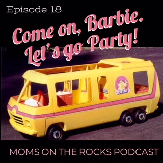 come on barbie, let's go party - What's a week with Carrie & Jodie without some serious stuff mixed with embarrassing secrets? Carrie leads off with a history lesson on interracial marriage laws and senior citizen laws, which leads to Jodie's observation about couples who…wait for it…hold hands! Throw in a dash of military fashion, roller-skating parties, Halloween costumes and Carri's most shocking confession yet. Things will never be the same.