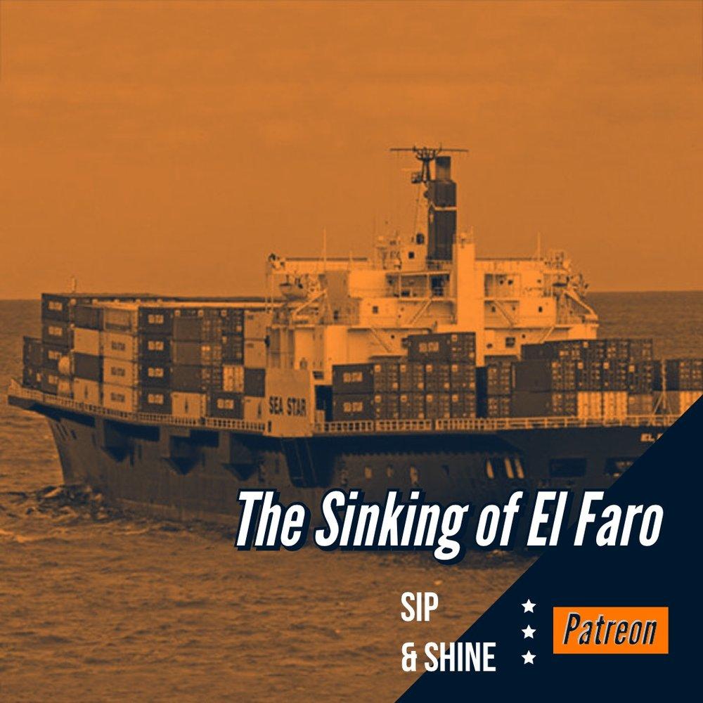The Sinking of the El Faro