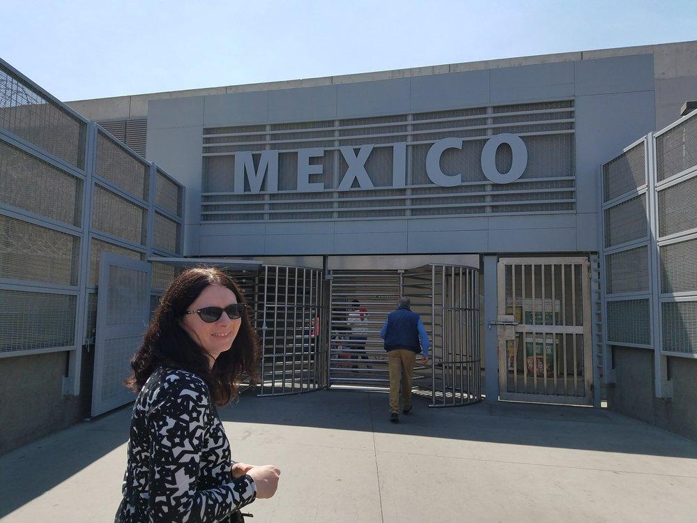 Welcome to Tijuana...