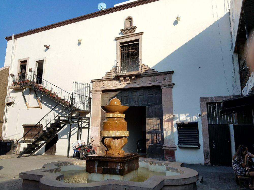 Spanish Colonial: Plaza Fiesta
