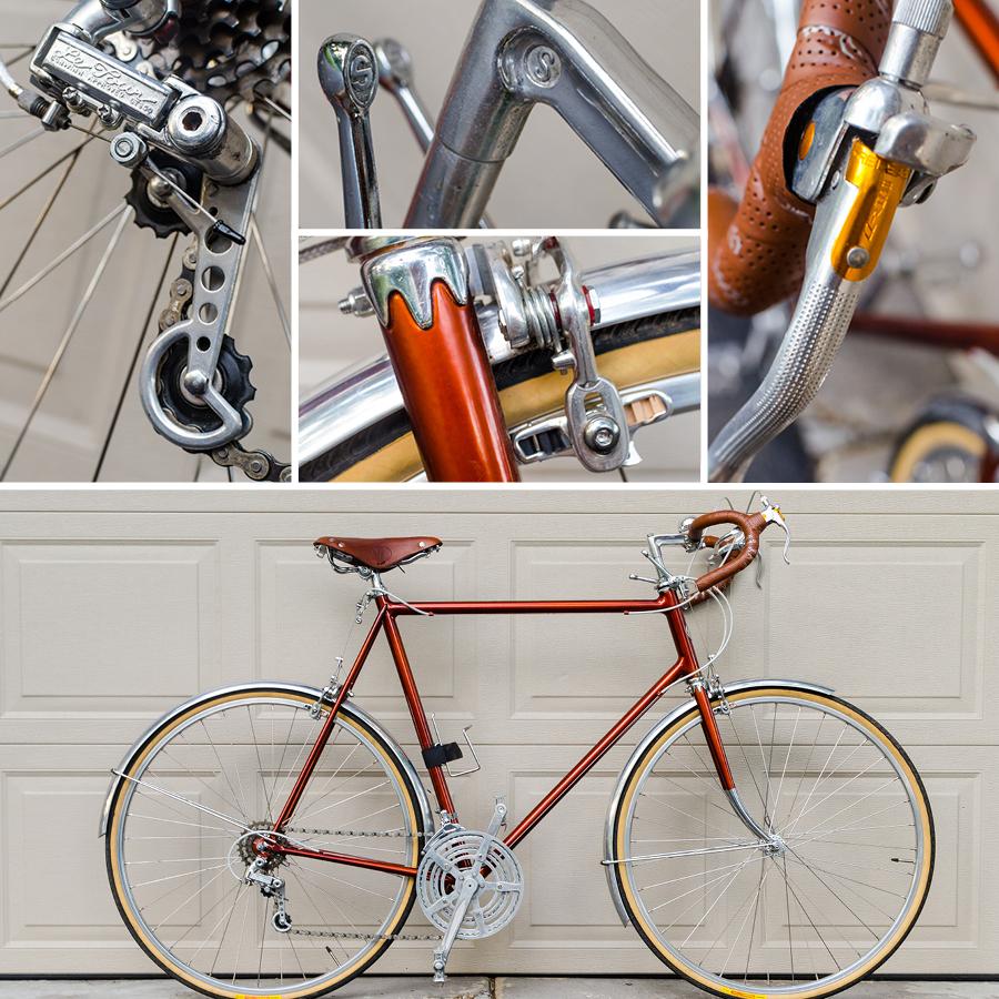 e0b20b1afc6 Elements: 1972 Schwinn Sports Tourer — G-Man Visual Design