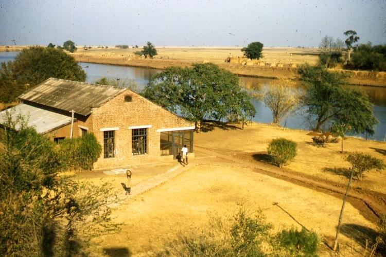 Nasir, South Sudan. Photo by, Arlene Shuiteman circa: 1950's.