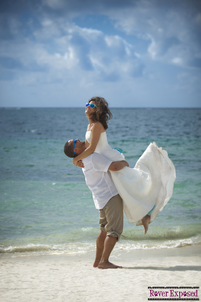 Love on the Mayan Riviera, Puerto Morelos, Mexico