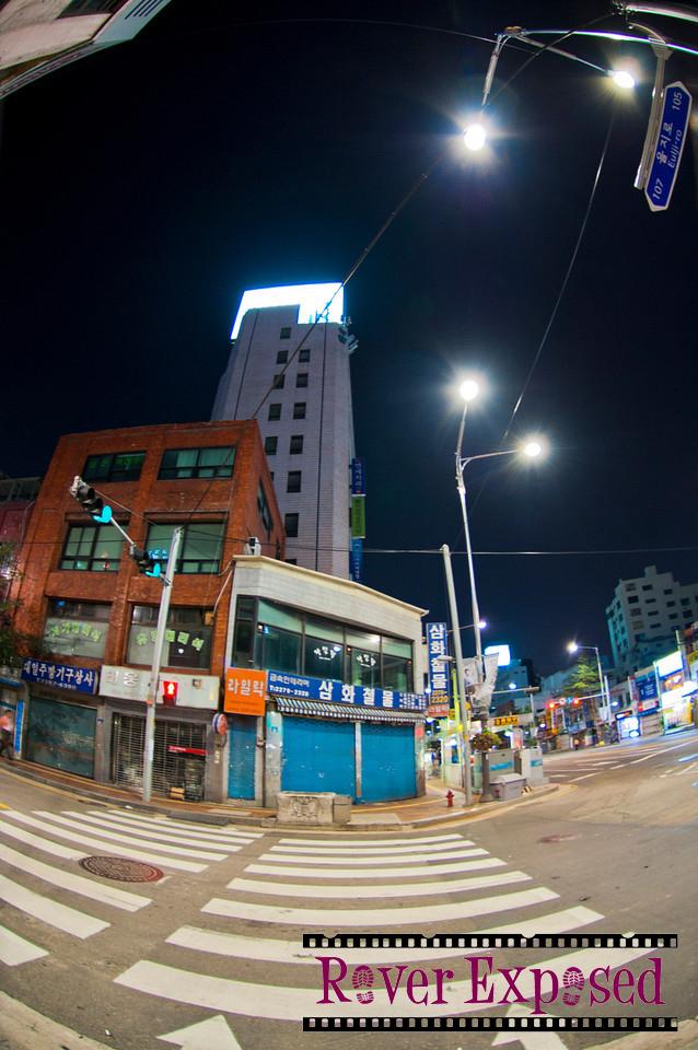 wandering in Seoul