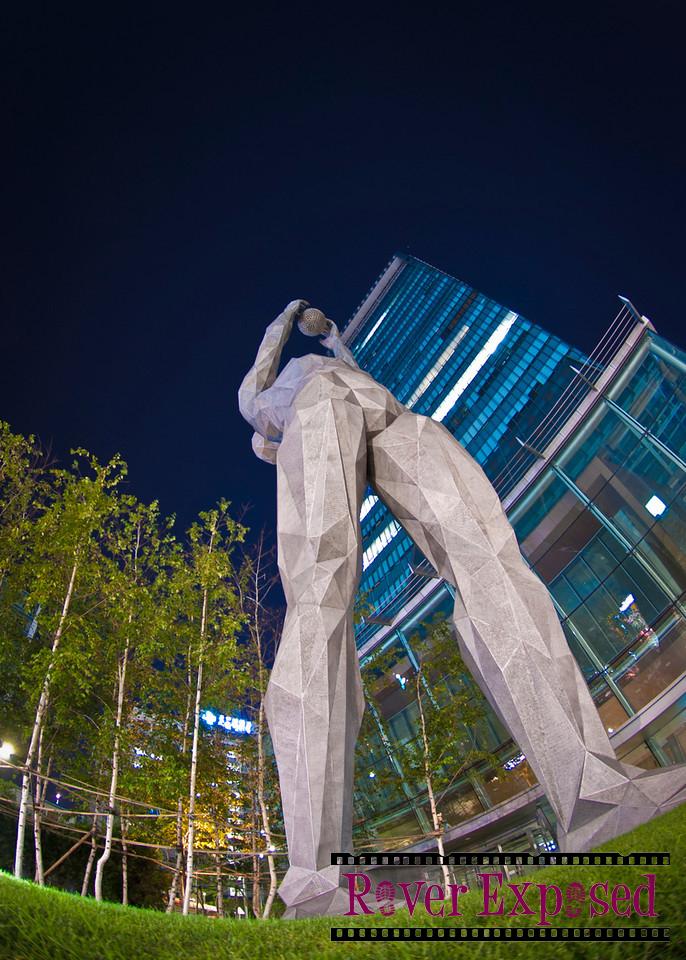 art seen in Seoul