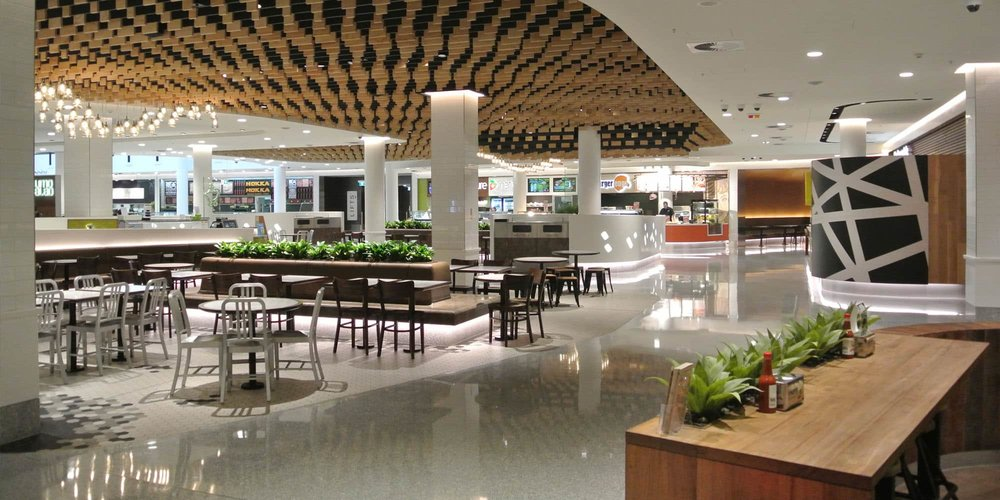 Canberra Centre, F&B Masterplanning, Food Court