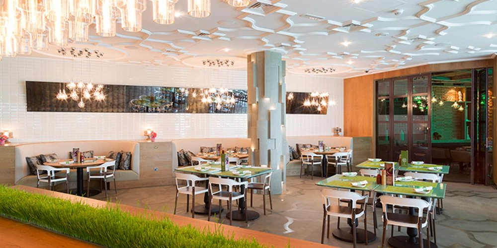 Food and beverage concept development services – Nolu's, the Galleria