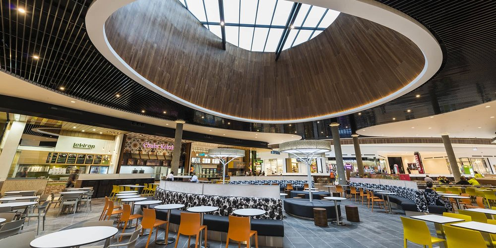 Woodgrove Shopping Centre Food and Beverage Masterplanning Food Court