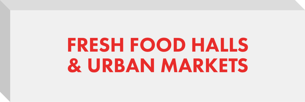 Fresh Food Halls & Urban Markets