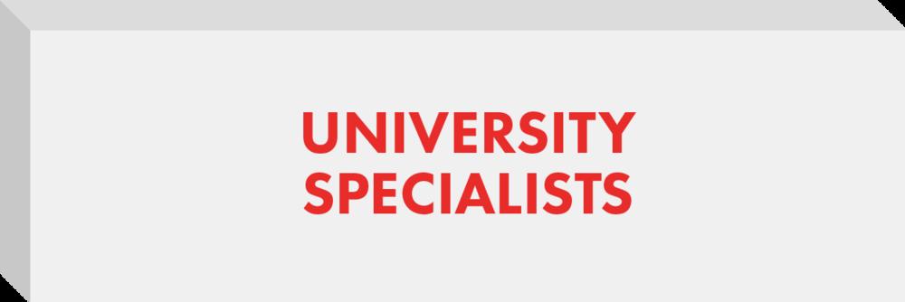 University Specialists