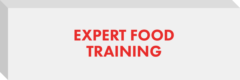 Expert Food Training