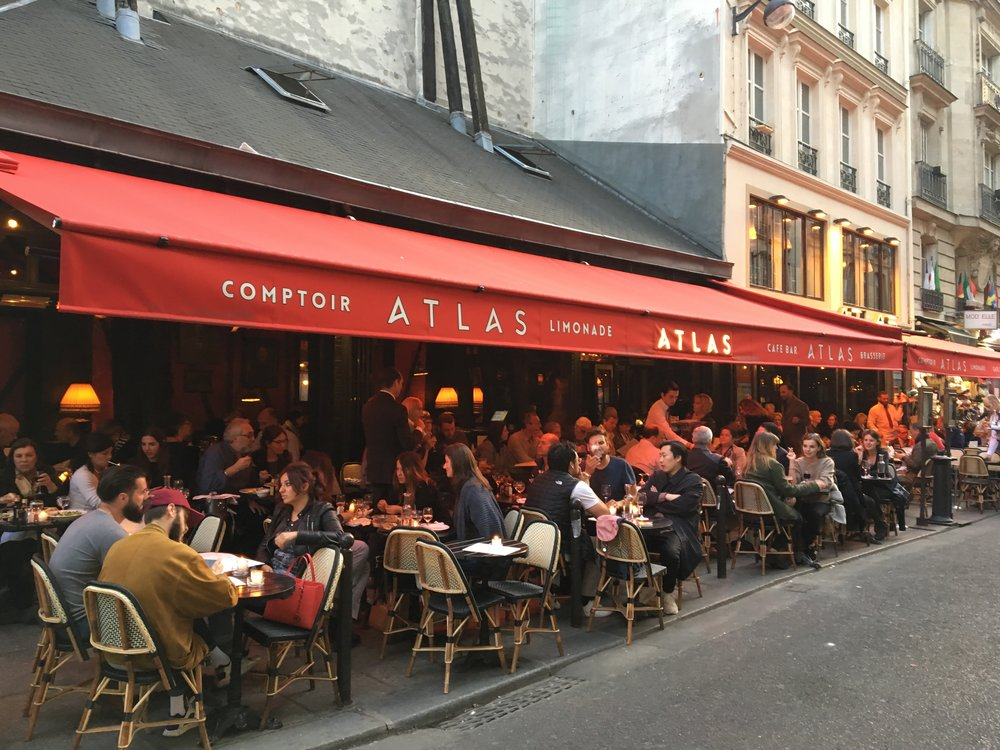 L'Atlas - 11 rue de Buci, 75006 Paris, France