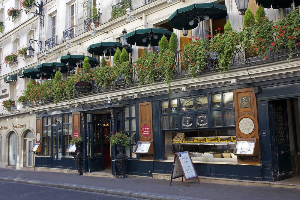 Café Procope - 13 Rue de l'Ancienne Comédie, 75006 Paris, France