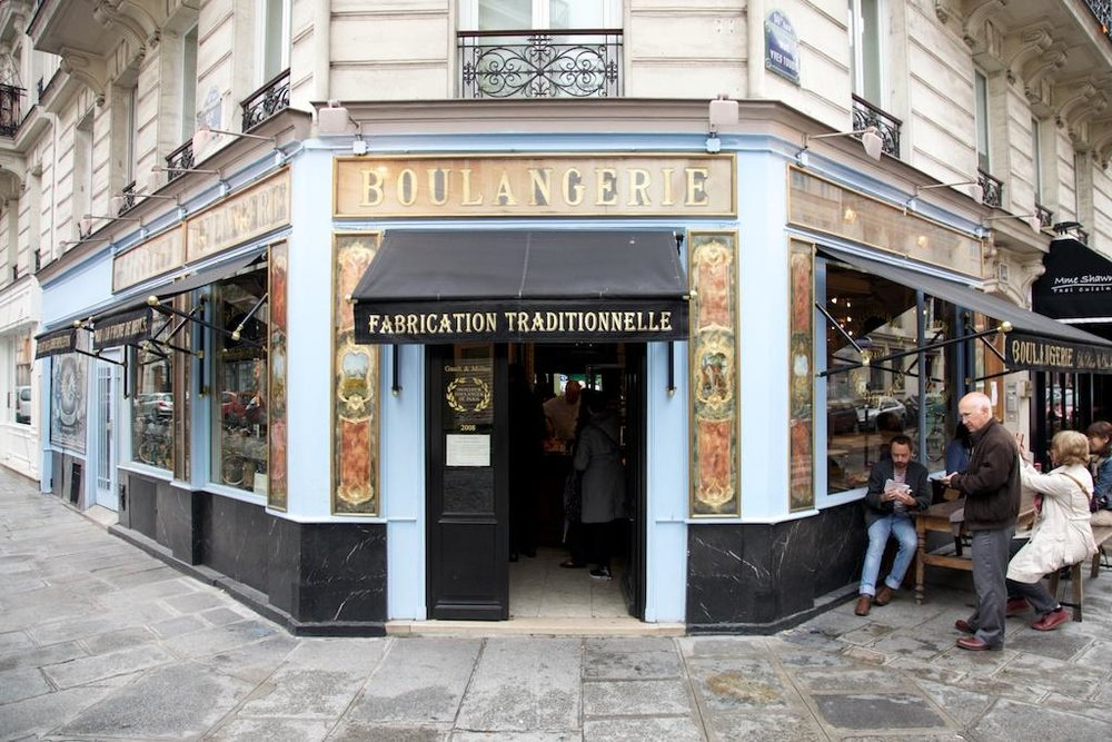 Du Pain et des Idees - the best pastries in Paris  (image via  DigInPix )