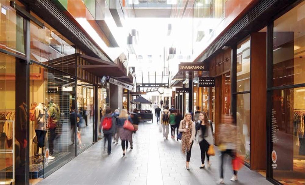 QV replicating Melbourne's infamous laneway culture  (image via Spacebook)