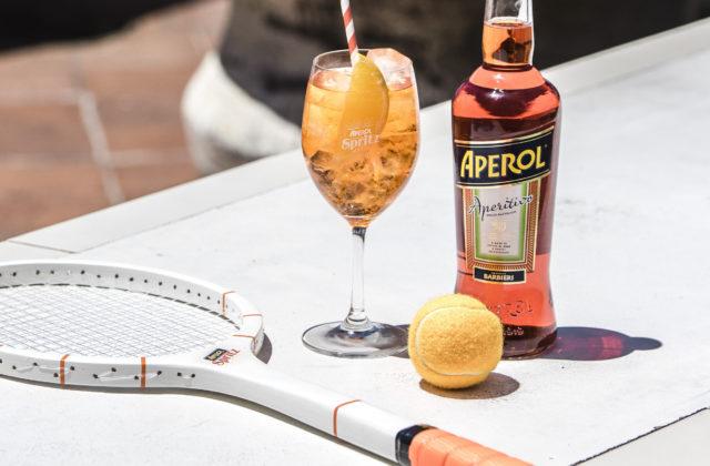 Club Aperol image via The F