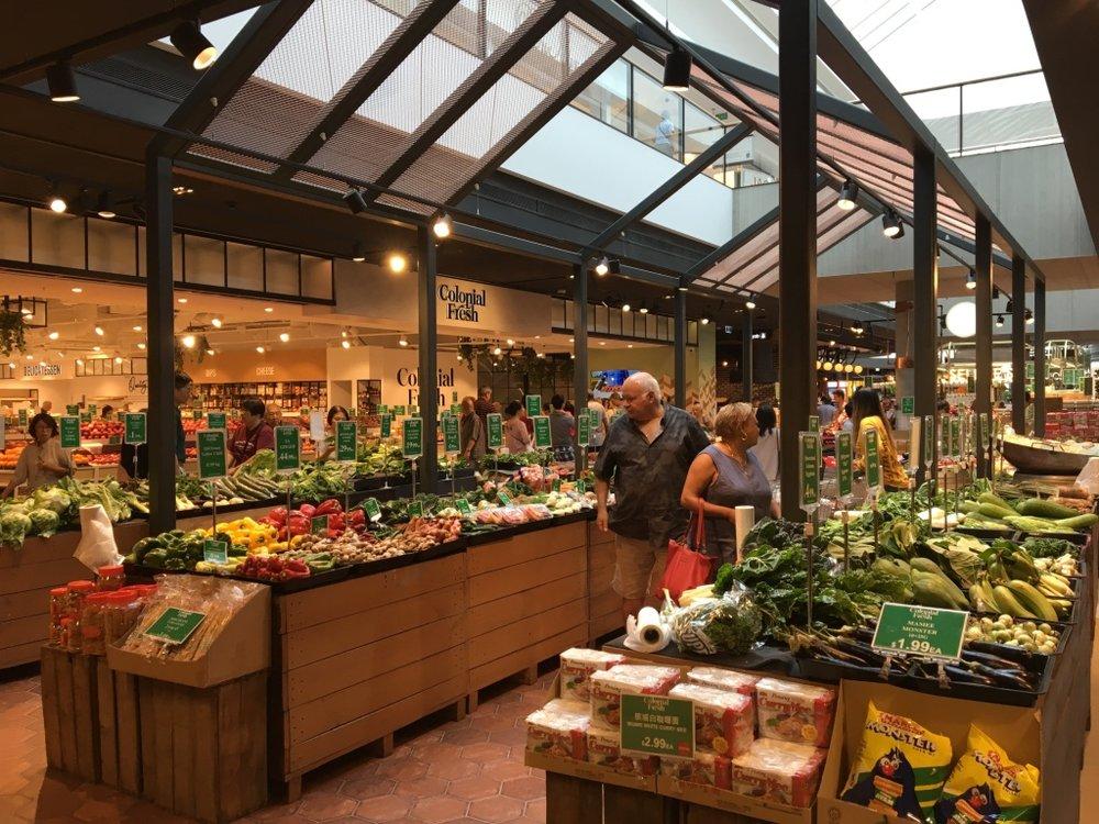 Colonial Fresh Food Market
