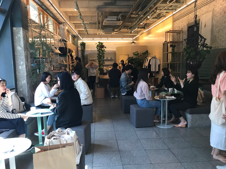 Bonanza Café – Itaewon (credit: Future Food)