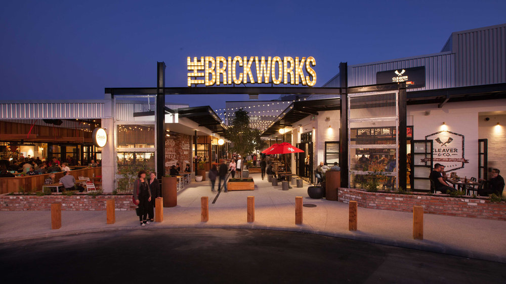 The Brickworks, Auckland (Credit:  Buchan Group )