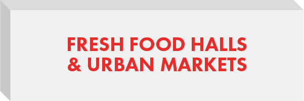 Fresh Food Halls & Urban Markets