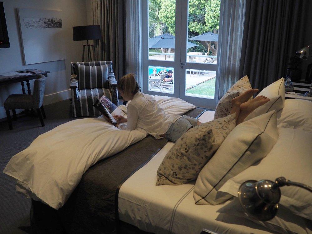 Bed reading.JPG