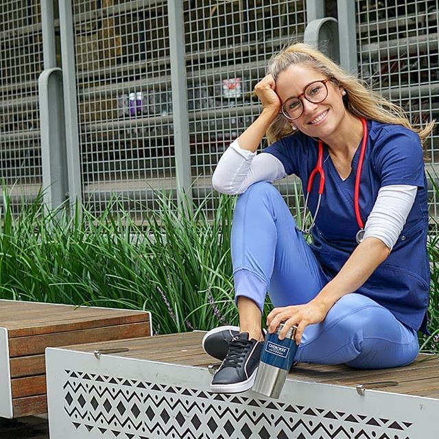 Happy International Nurses Day  It's celebrated globally on 12th May because it's Florence Nightingales birthday and she was the OG of Nurses.  To celebrate being a 2nd year Nursing Student, tomorrow I'll be taking over the @acuimages Instagram story for a glimpse at a day in the life of a nursing student.  #ind2019 #healthforall #voicetolead #nursesday #florencenightingale #nurse #studentnurselife