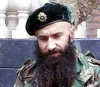 Abdallah Shamil, A Famous Chechen Islamist Commander Who Fought In Both Chechen Wars