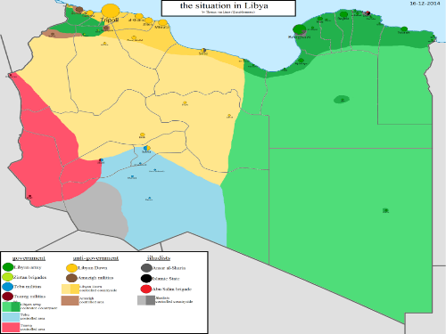 The Current Status Of Libya