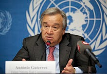 António Guterres, The U.N. High Commissioner for Refugees