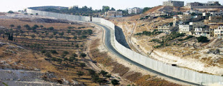 The Separation Line in Jerusalem