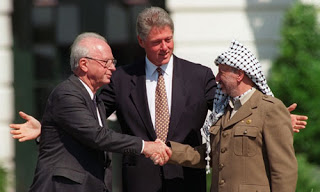 The Oslo Accords: Who knew this wasn't going to work out?