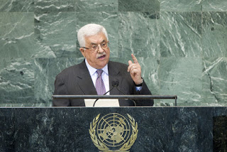 Mahmoud Abbas at the United Nations