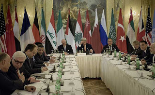 Syrian Civil War Peace Talks (With A Surprising Lack Of Syrians Present)