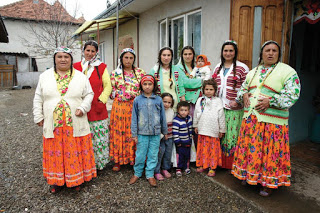 The Roma People Of Europe