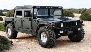 Time to buy a Hummer!  This won't be a bad decision in five years.