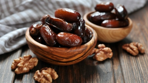 Sorry dates, you won't remain Saudi's second highest export for much longer.