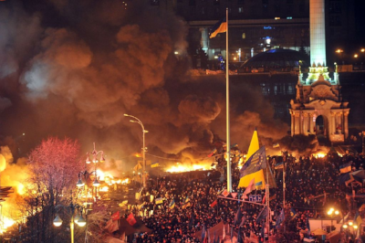 The 2014 revolution in Ukraine: Brought to you in part by Paul Manafort!