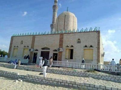 The Rawda Mosque