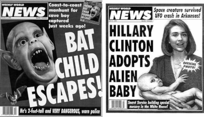 Remember when this was the most popular fake news?