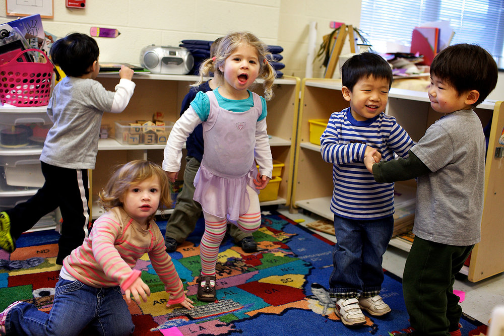 Preschool Potomac Glen Day School